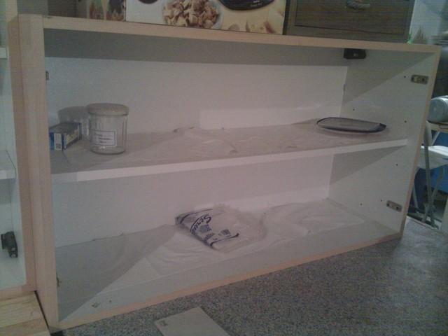 caisson meuble cuisine sans porte. Black Bedroom Furniture Sets. Home Design Ideas